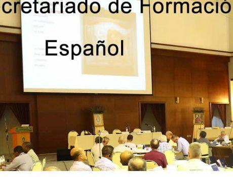 Bienvenido a la página web del Secretariado redentorista general de formación