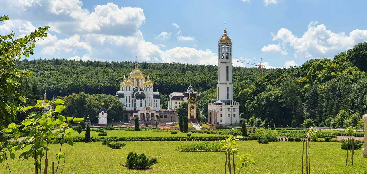 27 May – Rosary for the end to the pandemic from the Basilica of THE MOTHER OF GOD, Ukraine