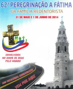 I Redentoristi Di Lisbona Vanno In Pellegrinaggio Al