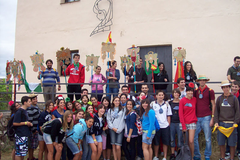 Pastoral Juvenil Vocacional Redentorista Pjvr Madrid Old News Spanish