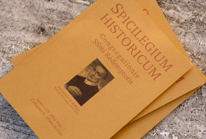 Para un mejor conocimiento de la Revista Spicilegium