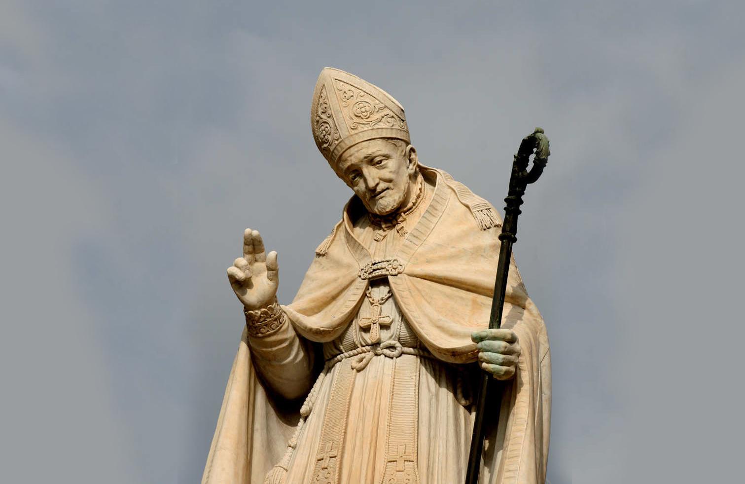 El 26 De Mayo Hace 175 Anos Alfonso Maria De Liguori Fue Canonizado Old News Spanish