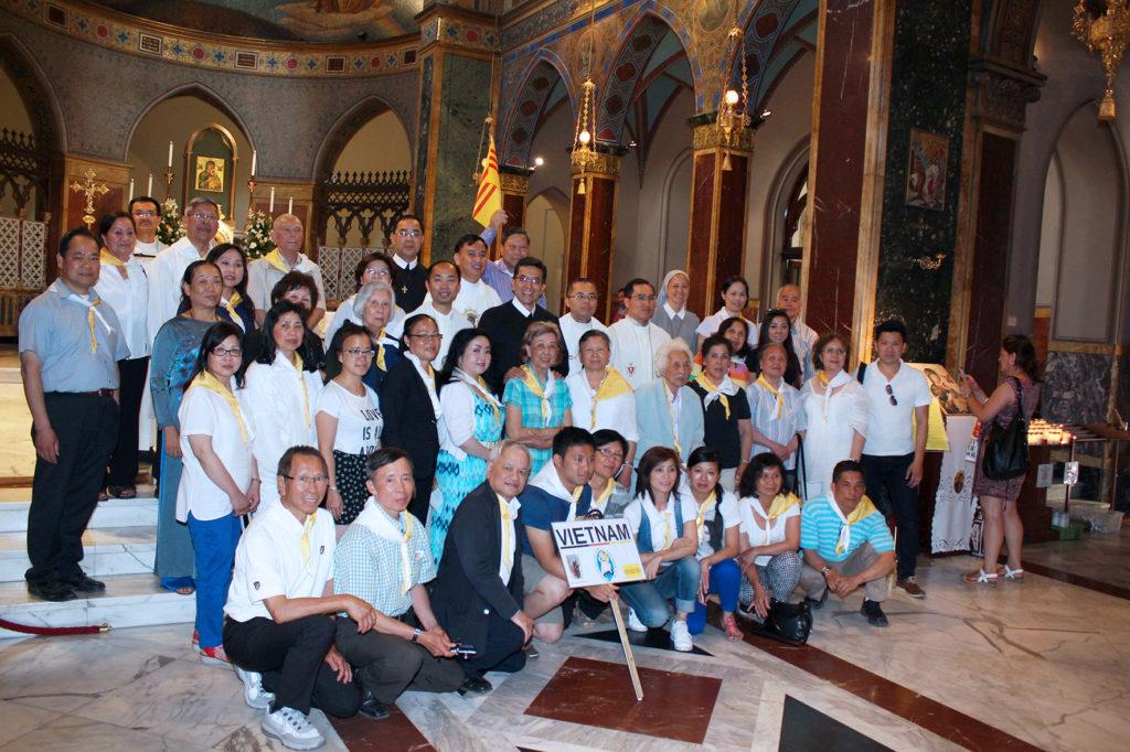 Jubilee Conclusion03 16.06.2016_Eucaristia in Vietnamita