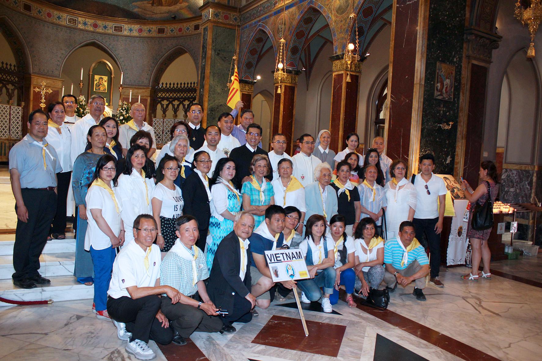 Jubilee Conclusion03 16.06.2016 Pilgrims
