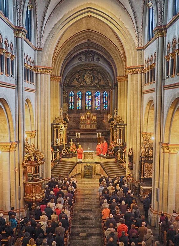 Bonn Munster Basilica