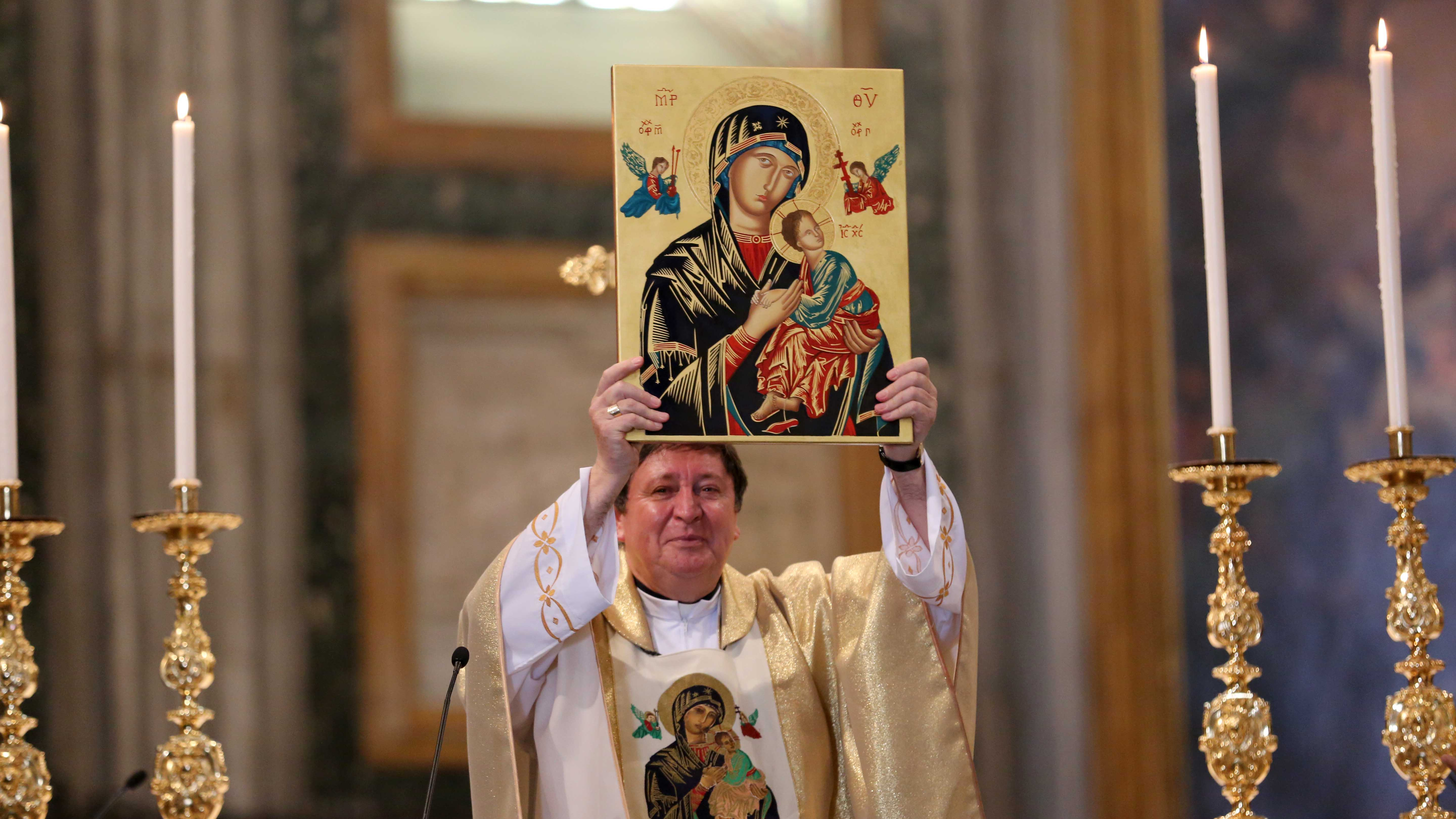 Celebration of the Jubilee of the Icon
