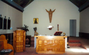 Chapel made by Fr. Parick Power