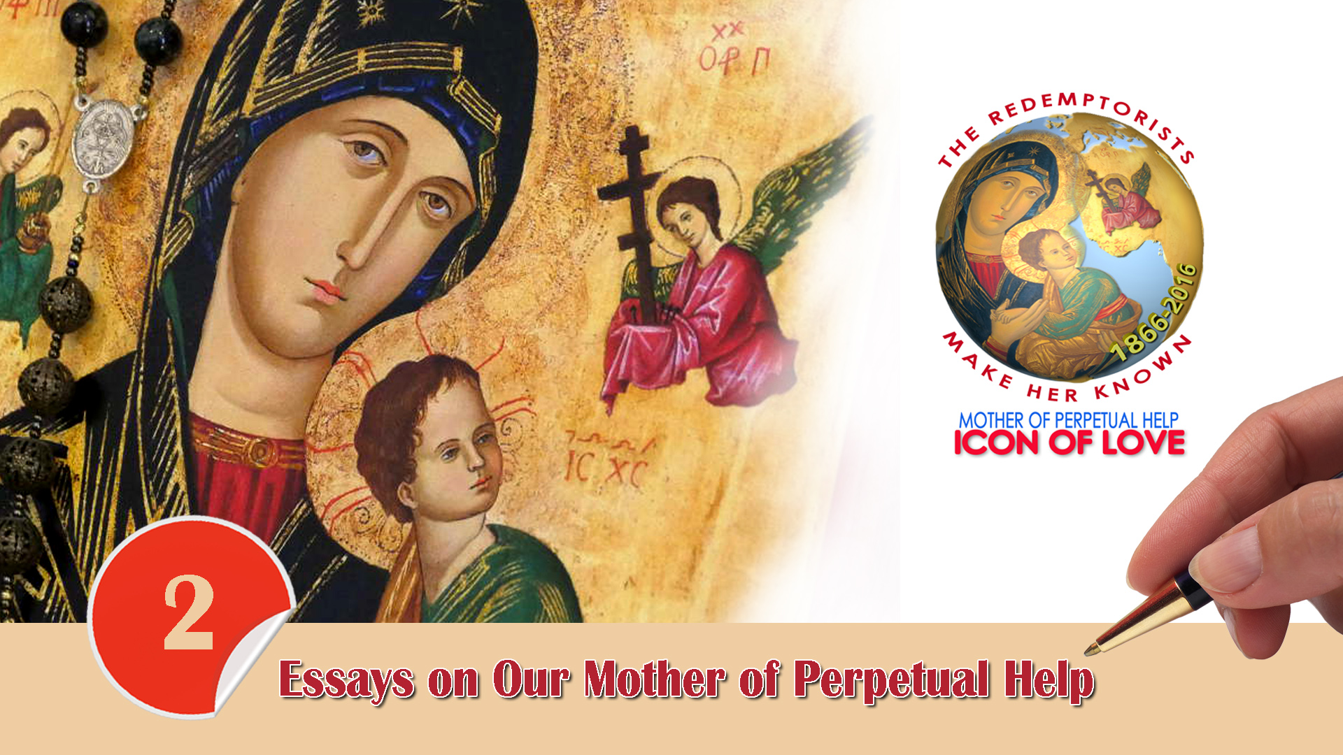 essays on perpetual help english legend history and symbolism of the icon of our mother of perpetual help