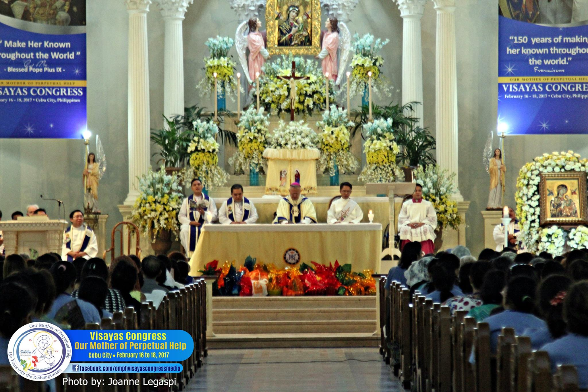 every devotee a missionary perpetual help visayas congress