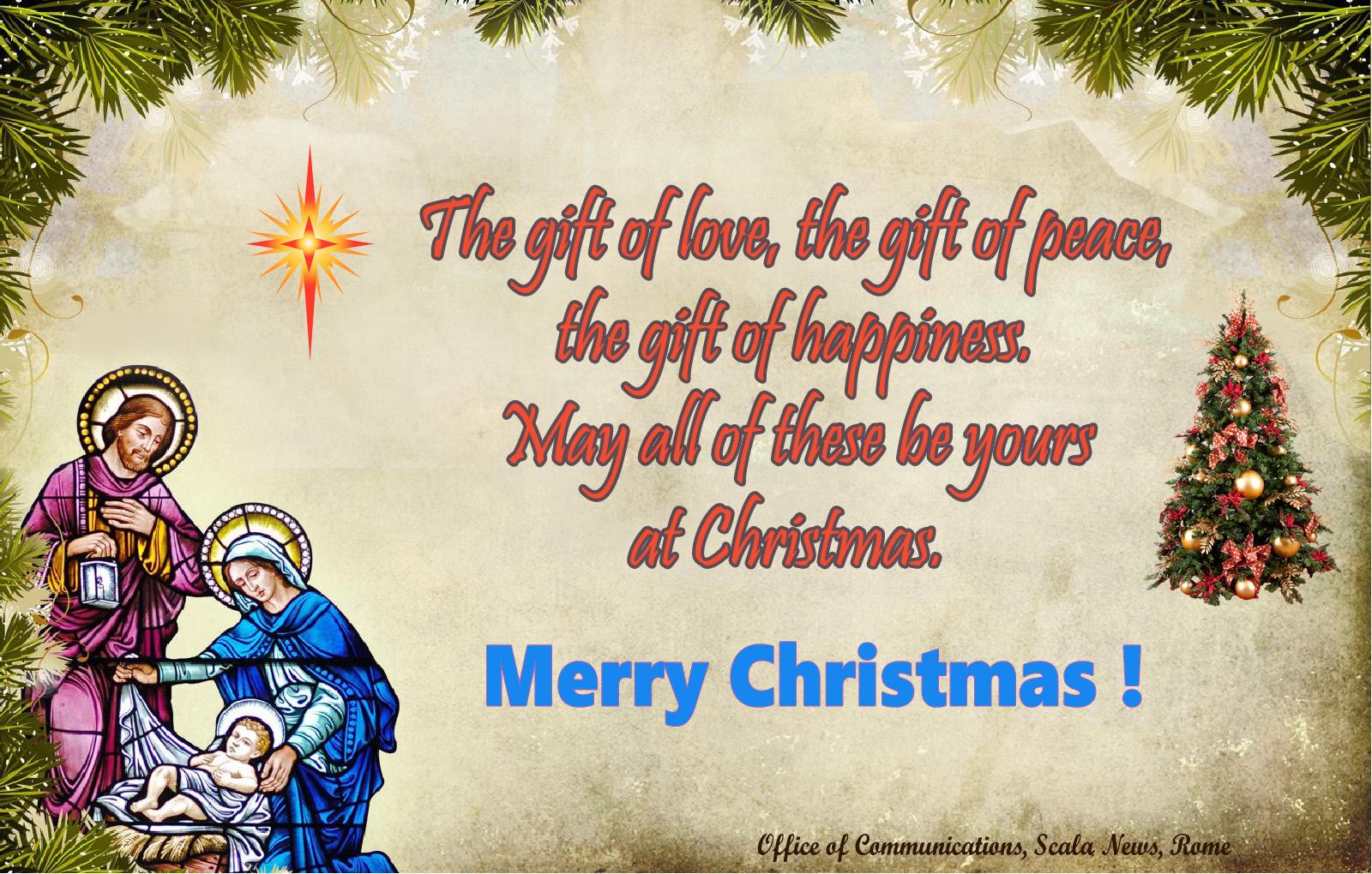 Merry Christmas | english
