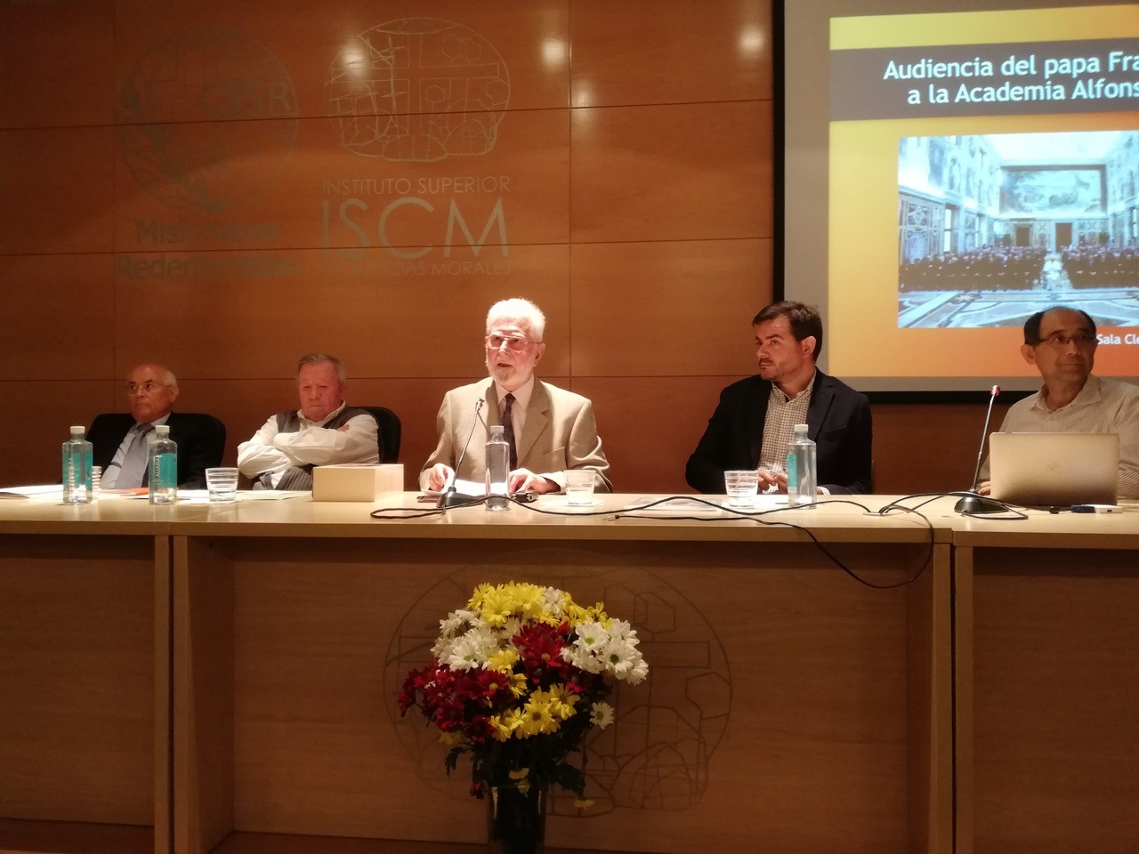 Round Table La Mesa.Round Table Conference On The Alphonsian Moral Heritage And Pope