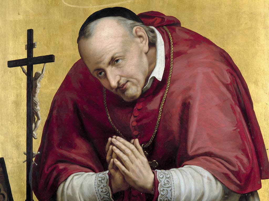 Pope Francis recalls St. Alphonsus' prayer for spiritual Communion ...